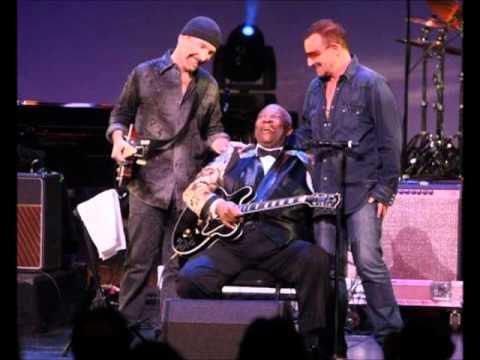 Love Rescue Me  1989  U2 and BB King