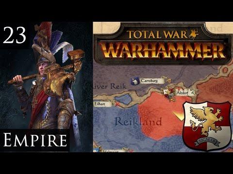 Total War Warhammer Empire Campaign Part 23