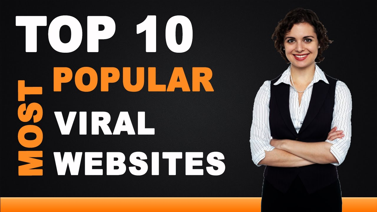 best viral websites top 10 list