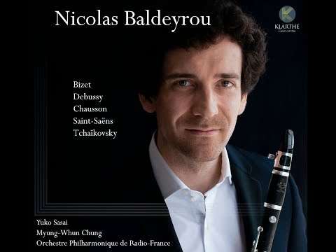 Nicolas Baldeyrou - Carmen Fantaisie