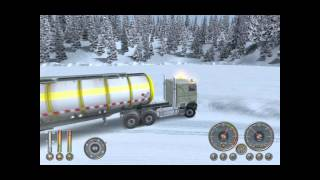 18 Wheels of Steel: Extreme Trucker Walkthrough   Part 1 - So Realistic