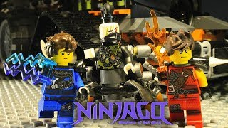 LEGO Ninjago   Season 10: Episode 5 - Golden Hope