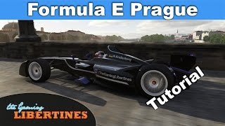 Forza 6 - Formula E eSports Prague Tutorial by aTTaX Johnson (+hotlap)