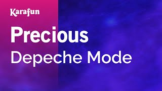 Karaoke Precious - Depeche Mode *
