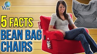 Bean Bag Chairs: 5 Fast Facts