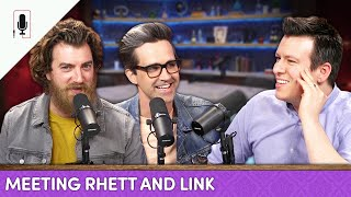 "Rhett & Link Respond To Religious Backlash After ""Coming Out"" Agnostic & More 