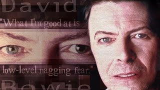 Sue (Or in a season of crime) David Bowie OFFICIAL MUSIC VIDEO