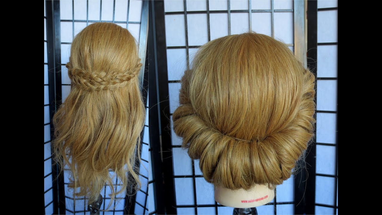 Hair Styles For Summer: 3 In 1 Grecian Summer Hairstyles