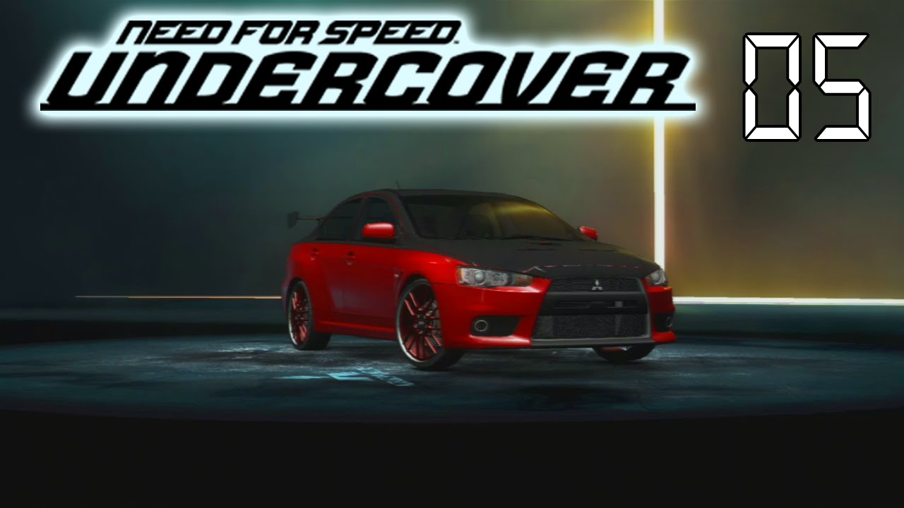 need for speed undercover ps3 05 lancer evo x youtube. Black Bedroom Furniture Sets. Home Design Ideas