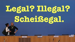 Legal? Illegal? Scheißegal - Komplette BPK vom 28. September 2015