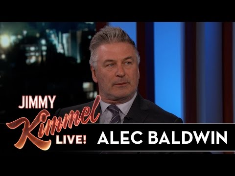 Alec Baldwin's Daughter Posted an Embarrassing Picture of Him