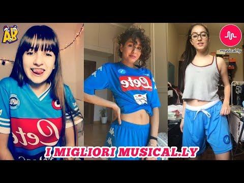 I MIGLIORI MUSICAL.LY DELLA NOSTRA CANZONE NAPOLI VS JUVENTUS