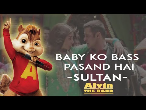 """Baby Ko Bass Pasand Hai"" chipmunks version 