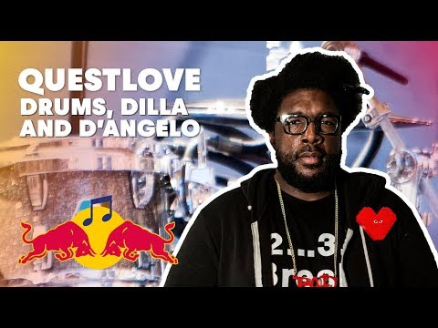 Questlove Lecture (New York City 2013) | Red Bull Music Academy