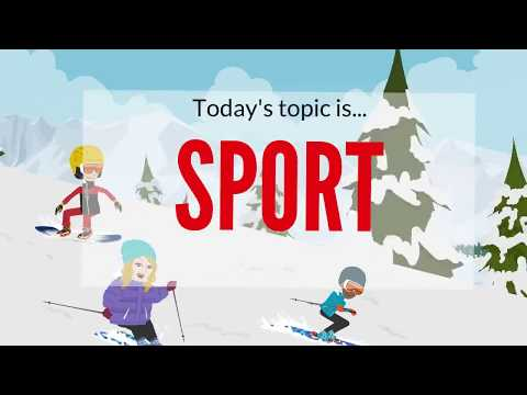 IELTS SPEAKING TEST Topic SPORT - Full Part 1, Part 2, Part 3