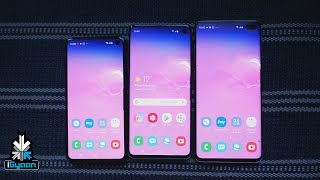 Samsung Galaxy S10e, S10 And S10+ Hands On Look, Benchmarks & Camera