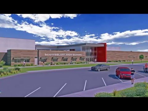 Scottsbluff High School Construction Update