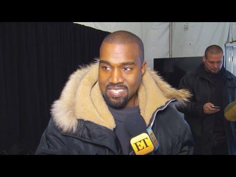Kim Kardashian Says Kanye West Flew to Belgium for Wood for Their House