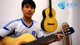 Câu chuyện SEA Guitar - Nỗ lực vì đam mê Guitar chuyên nghiệp - Lê Văn Tâm