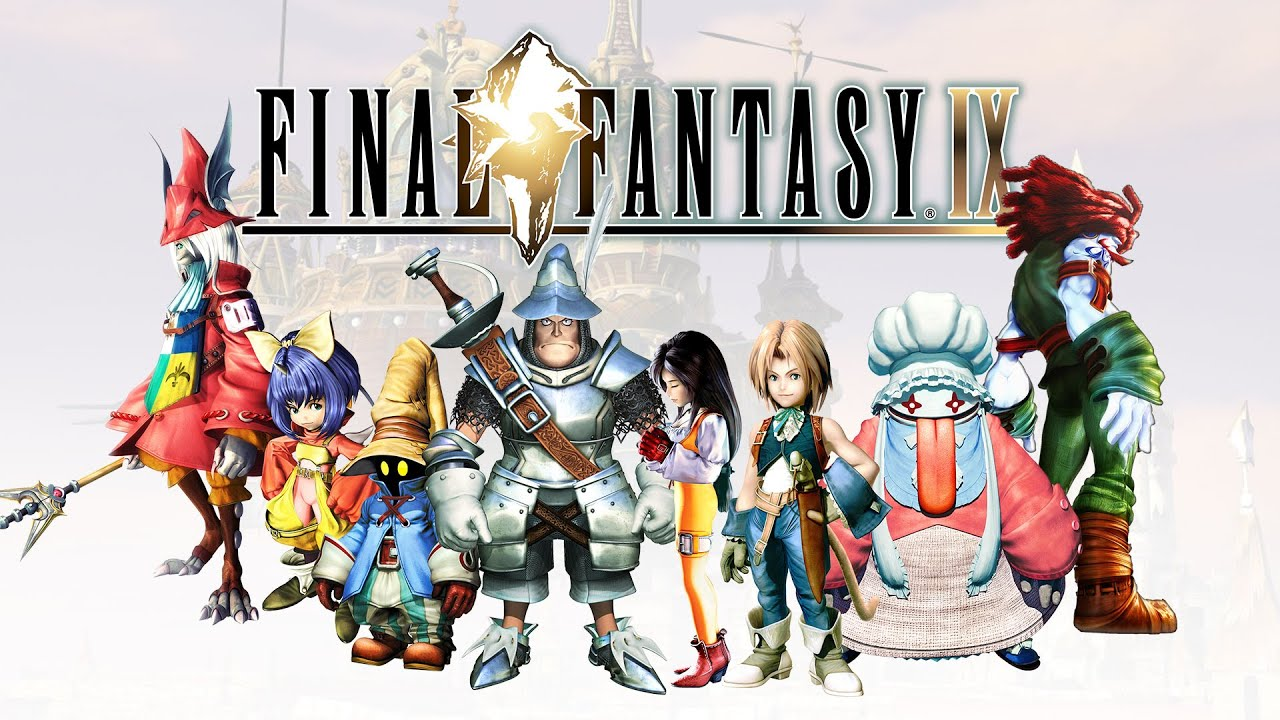 Final Fantasy IX Türkçe Oynanış - EN SEVDİĞİM FİNAL FANTASY - YouTube