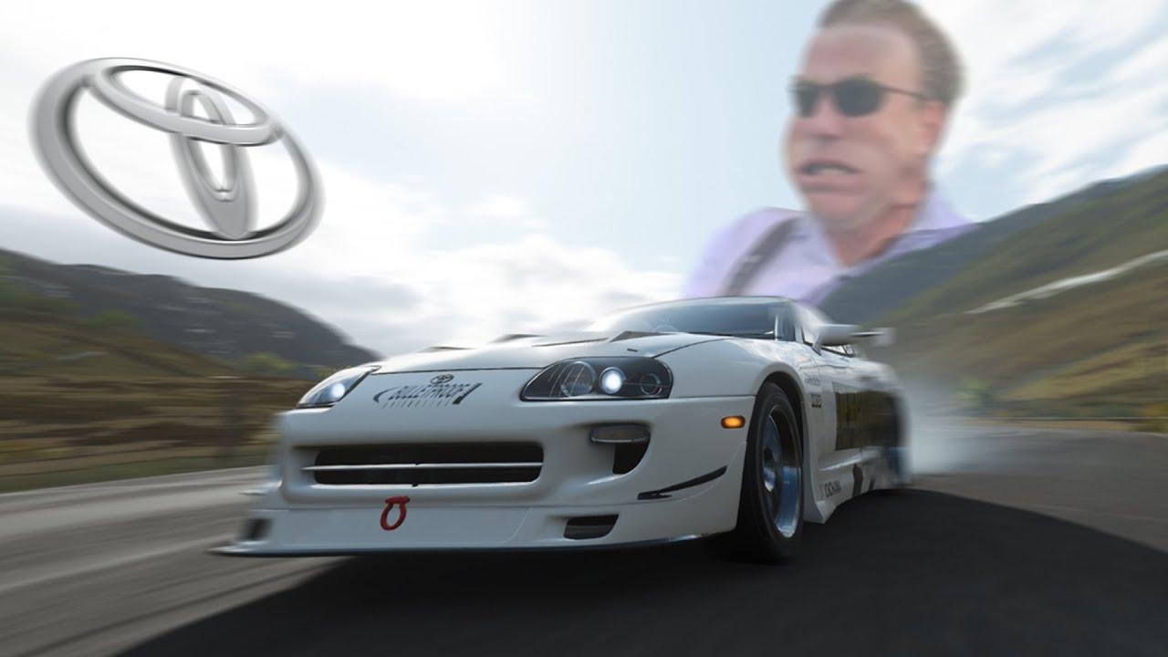 The Absolute Speed Of Toyota | Forza Horizon 4 thumbnail