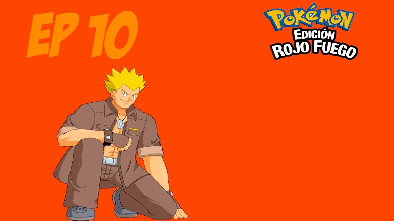 Gimnasio ciudad carmin pokemon rojo fuego nuzlocke ep 10 for Gimnasio 8 pokemon rojo fuego
