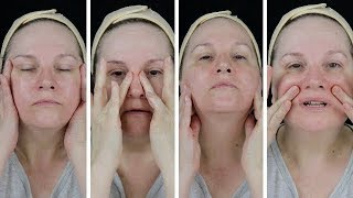 Esthetician Shares AntiAging At Home FACIAL MASSAGE For GLOWING SKIN