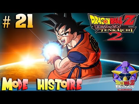 [Ep.21] Mode histoire [100%] Dragon Ball Z Budokai Tenkaichi 2 | Broly, le super guerrier