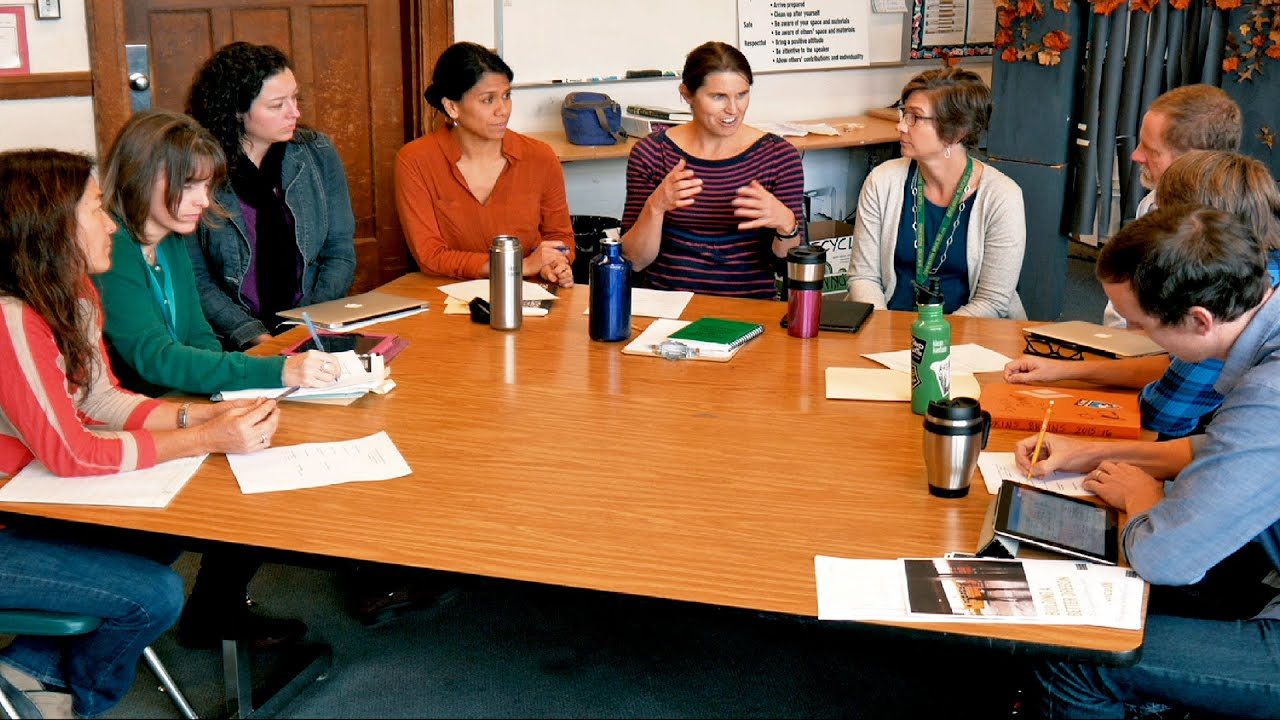 Collaborative Group Teaching Model ~ Collaborative planning integrating curriculum across