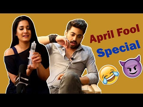 April Fool Special: Zain and Aditi's double prank video is here thumbnail