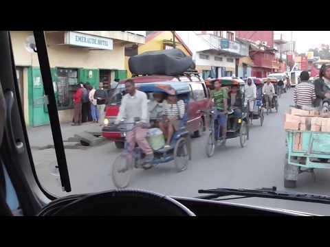 Visit Madagascar: Driving From Antananarivo to Andasibe National Park