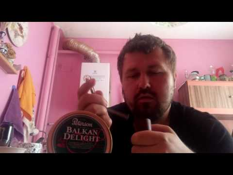 Обzoor Peterson Balkan Delight
