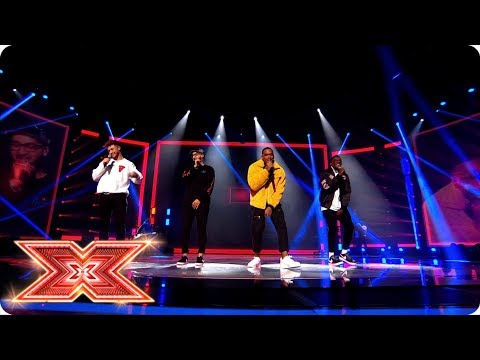 Rak-Su bring original song Mamacita to the Live Show stage! | Live Shows | The X Factor 2017