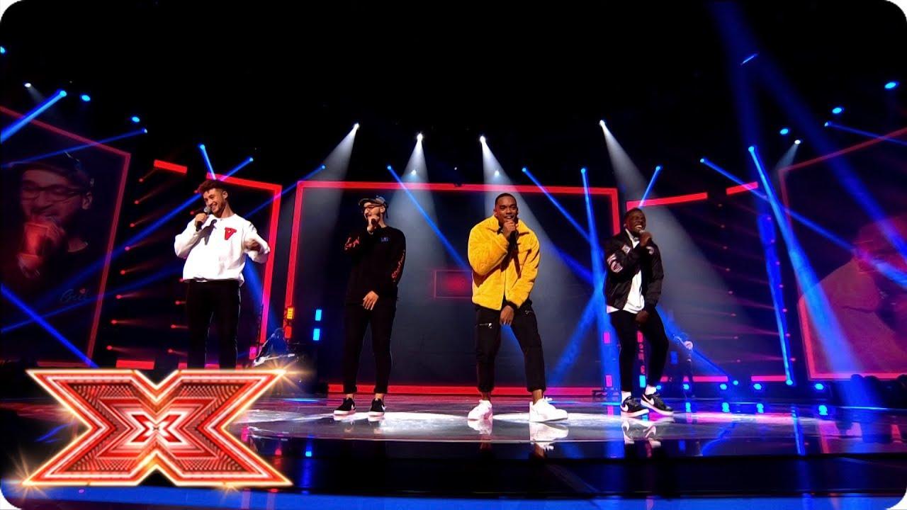 rak su bring original song mamacita to the live show stage live