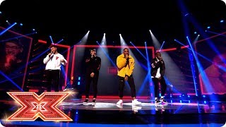 Rak Su bring original song Mamacita to the Live Show stage! | Live Shows | The X Factor 2017