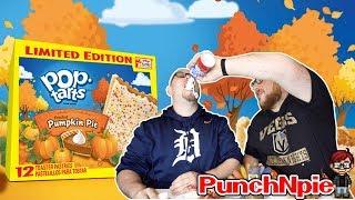 Pumpkin Pie Pop-Tarts, Thanksgiving in June! Did Kellogg's go too far?!