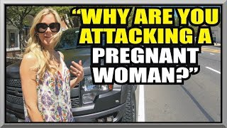 why-are-you-attacking-a-pregnant-woman-ap-supporters-everywhere-first-amendment-audit-50