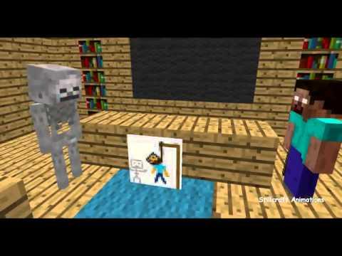 Minecraft monster schule bilder mal training youtube - Minecraft bilder ...