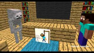 Minecraft Monster schule Bilder mal training