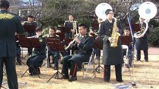 Detective Conan Main Theme 🎷 Japanese Army Band