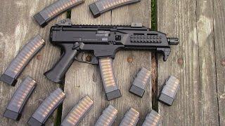 cz scorpion evo 3 s1 9mm pistol review prepperkip