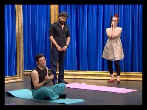 İnsanlar Alemi - Yoga