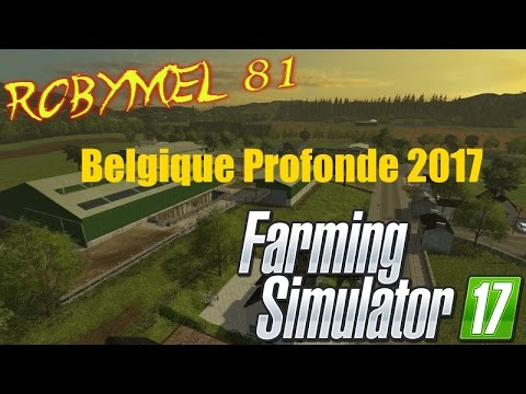 2015 V2 PROFONDE TÉLÉCHARGER BELGIQUE FARMING MAPS SIMULATOR