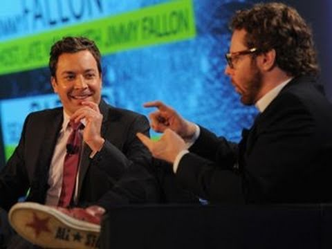 A Conversation with Jimmy Fallon and Sean Parker - YouTube