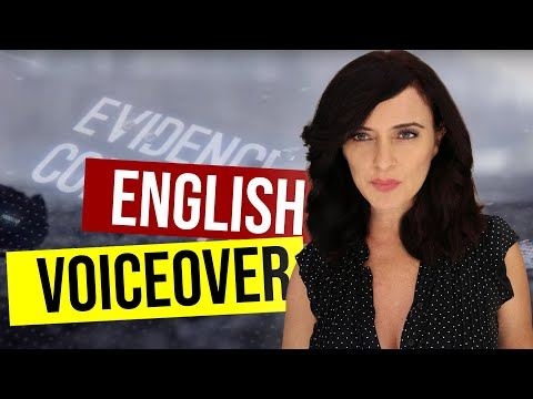 English Voice Over Lesley Lyon | General PI Latin America