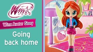 Winx Avatar Story 1 - Going back home