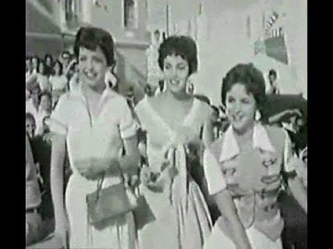 Llamas Contra El Viento 1956 Yolanda Varela  Ariadne Welter  Anabelle Gutiérrez  Víctor Junco