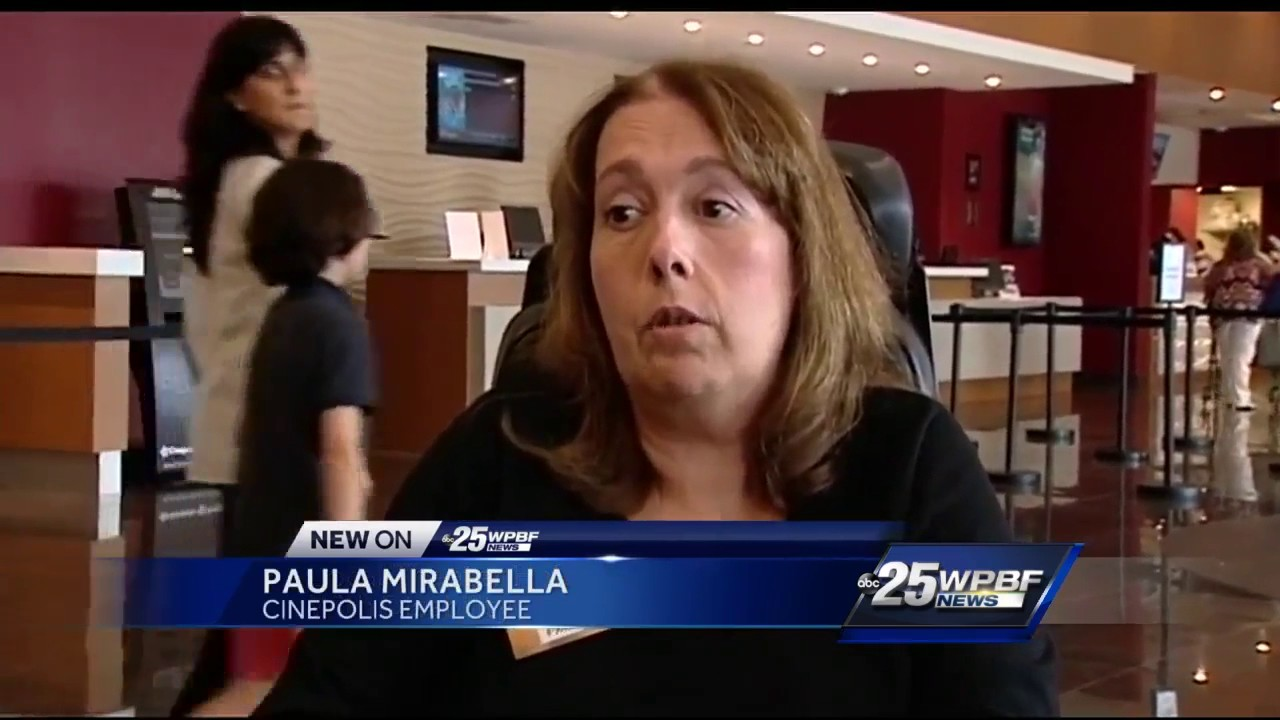 Local theater helps employee with disability