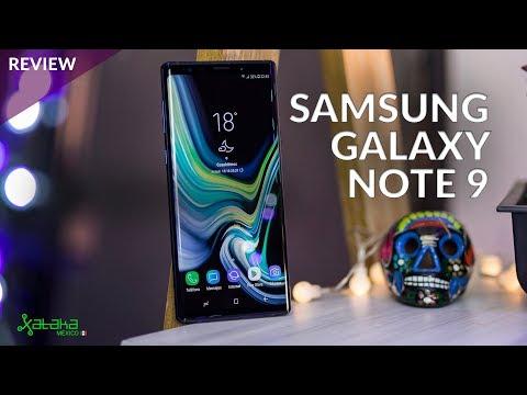 Samsung Galaxy Note 9, experiencia de uso: ELEGANCIA PURA