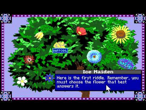 "Let's Play ""Conquests of Camelot"" Part 06 - The Language of Flowers"